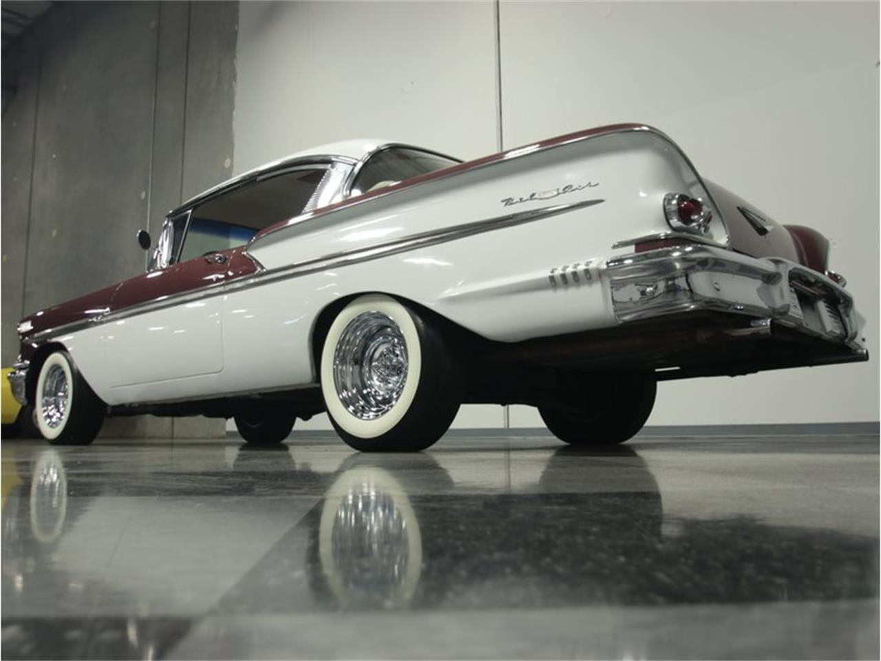 Large Picture of 1958 Chevrolet Bel Air - GQ7T