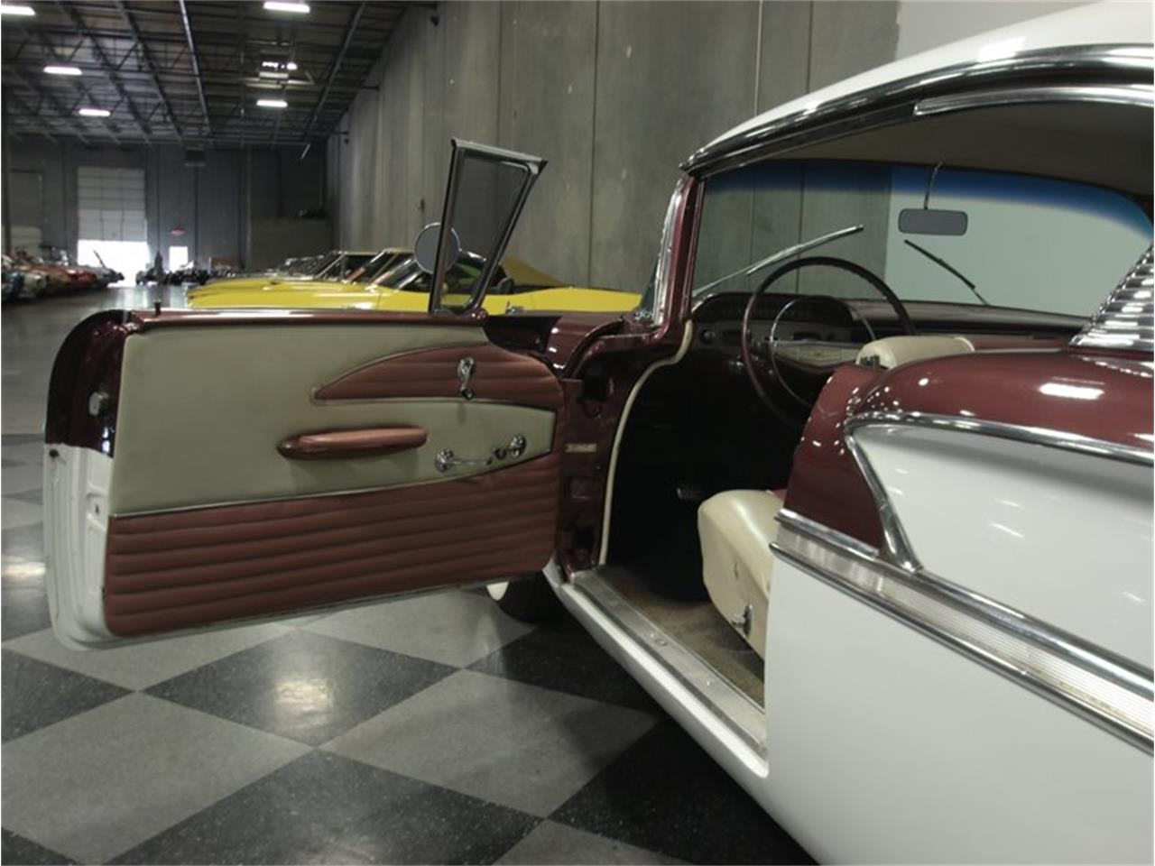 Large Picture of '58 Chevrolet Bel Air located in Georgia - $19,995.00 - GQ7T