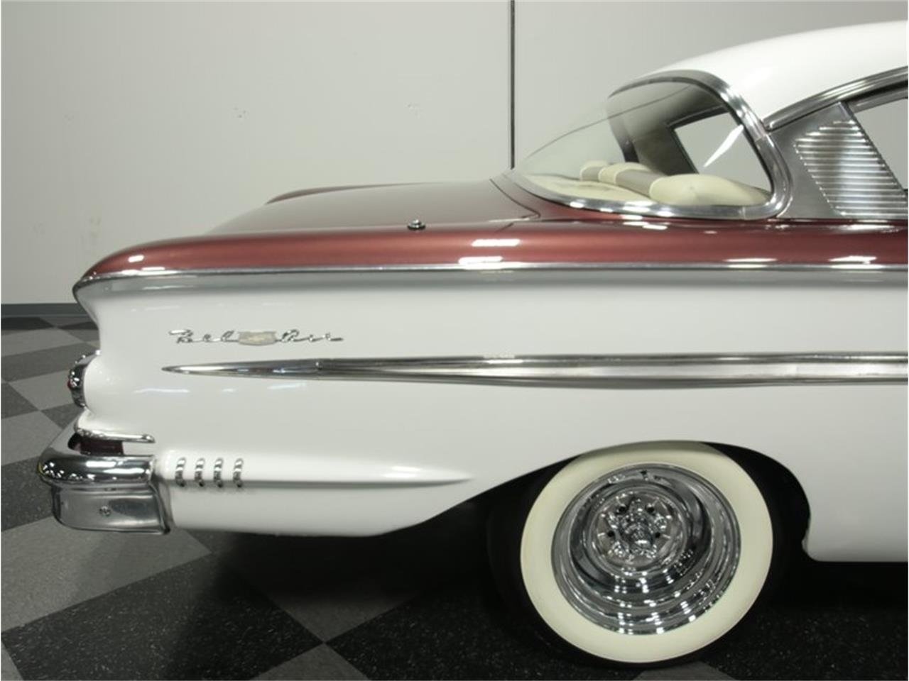 Large Picture of '58 Chevrolet Bel Air - $19,995.00 Offered by Streetside Classics - Atlanta - GQ7T