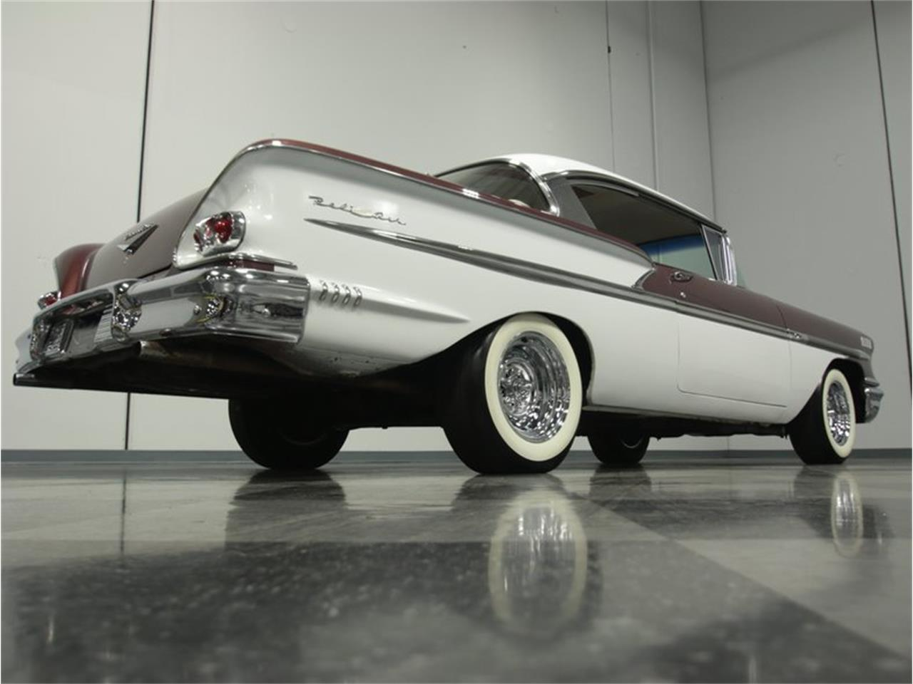 Large Picture of Classic 1958 Chevrolet Bel Air Offered by Streetside Classics - Atlanta - GQ7T