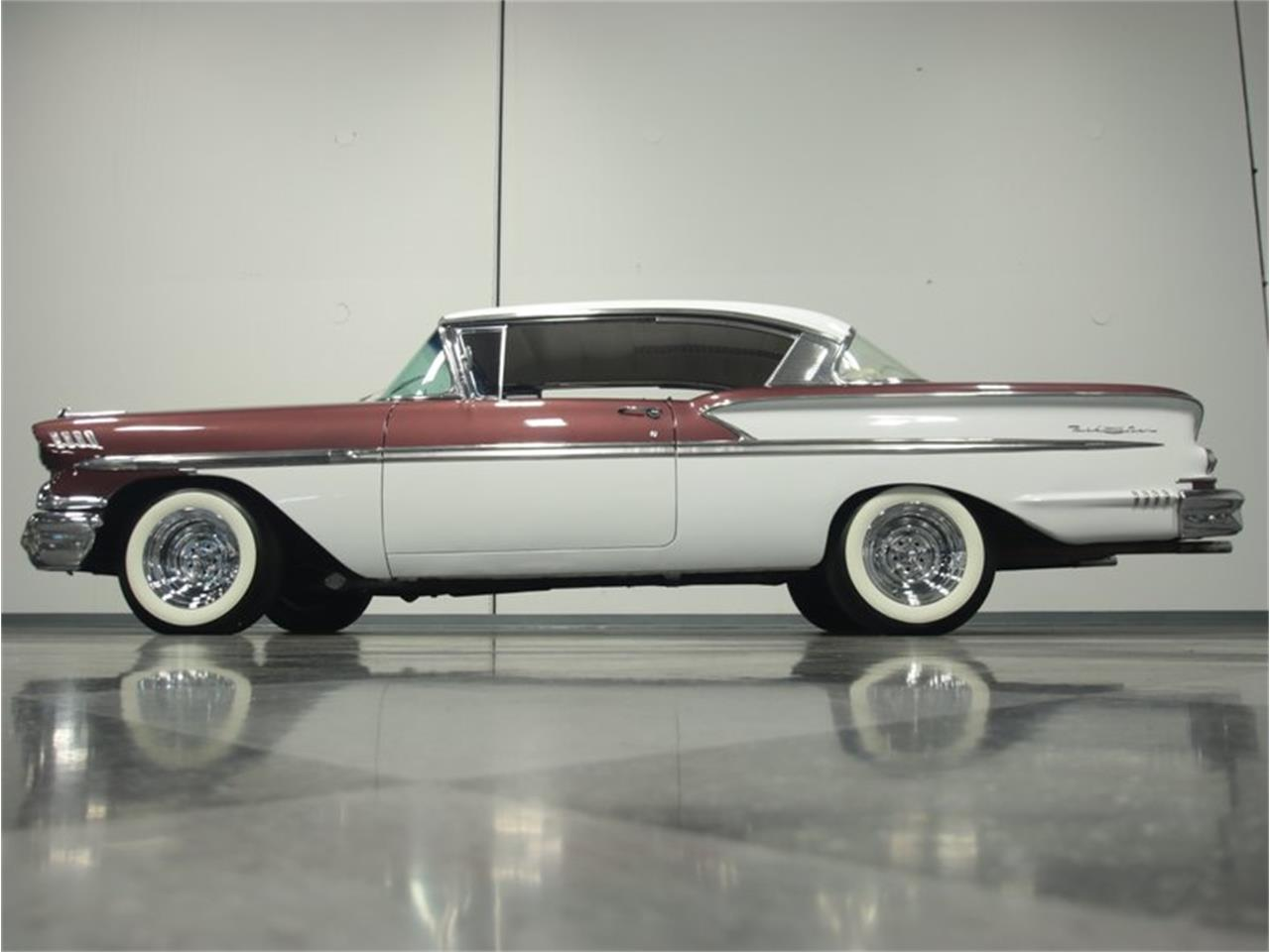 Large Picture of 1958 Bel Air located in Georgia - $19,995.00 Offered by Streetside Classics - Atlanta - GQ7T