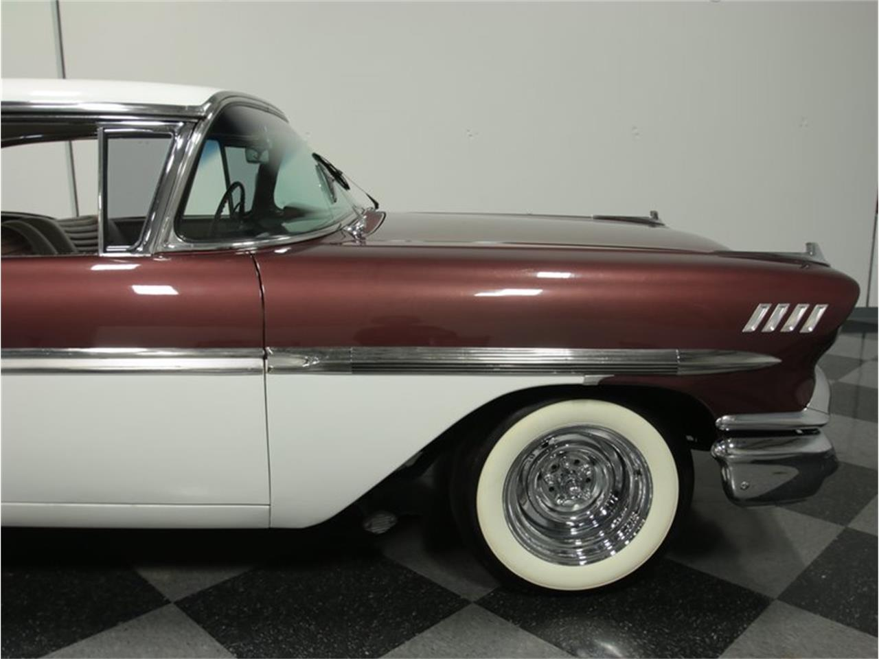 Large Picture of '58 Bel Air located in Lithia Springs Georgia - $19,995.00 Offered by Streetside Classics - Atlanta - GQ7T