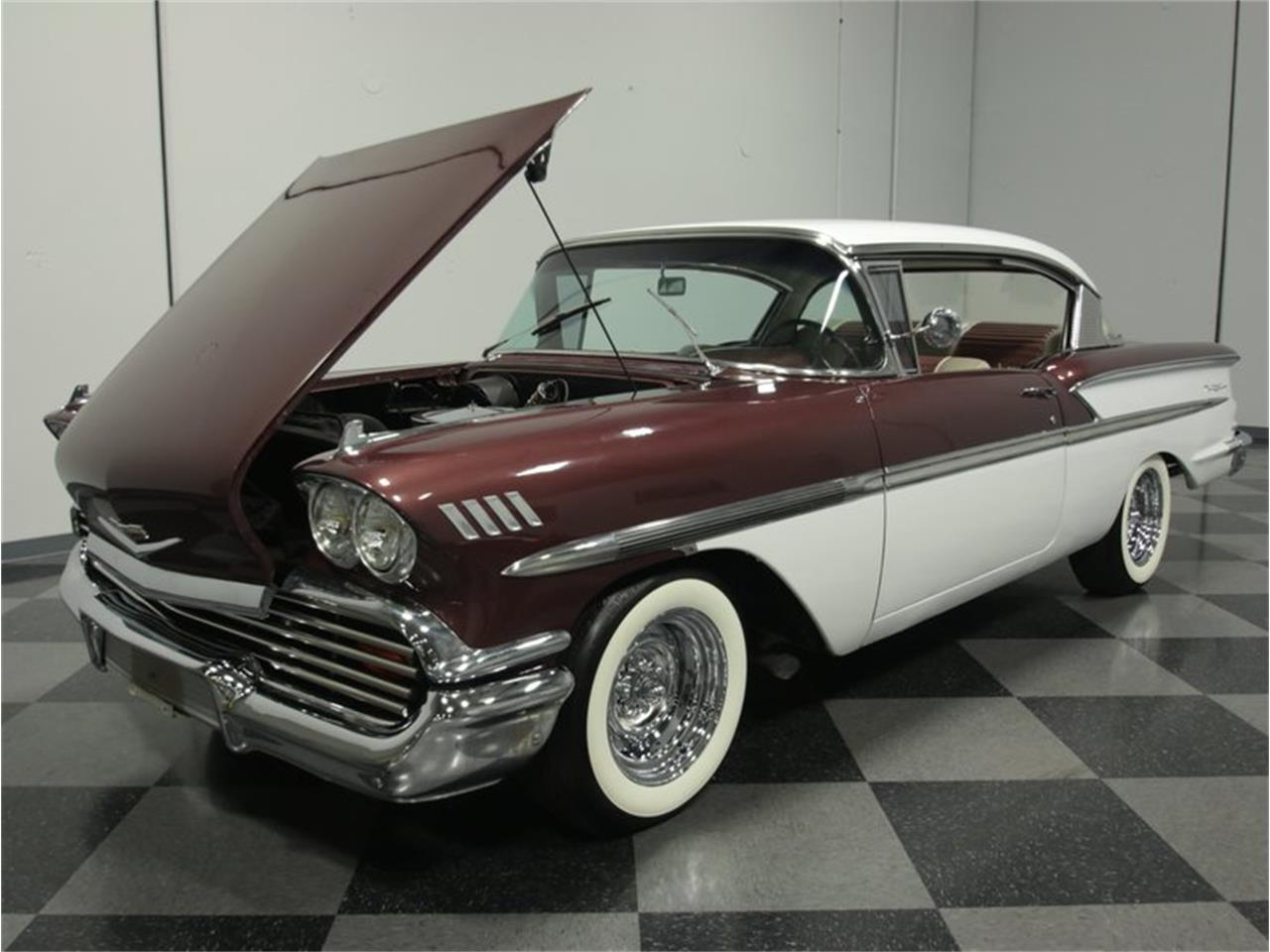 Large Picture of Classic '58 Chevrolet Bel Air - $19,995.00 - GQ7T