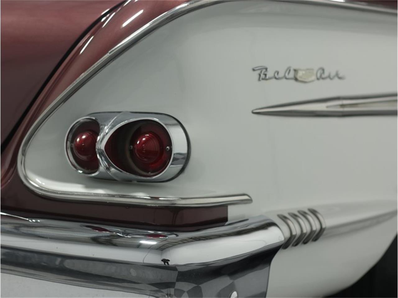 Large Picture of Classic '58 Chevrolet Bel Air located in Georgia - $19,995.00 - GQ7T