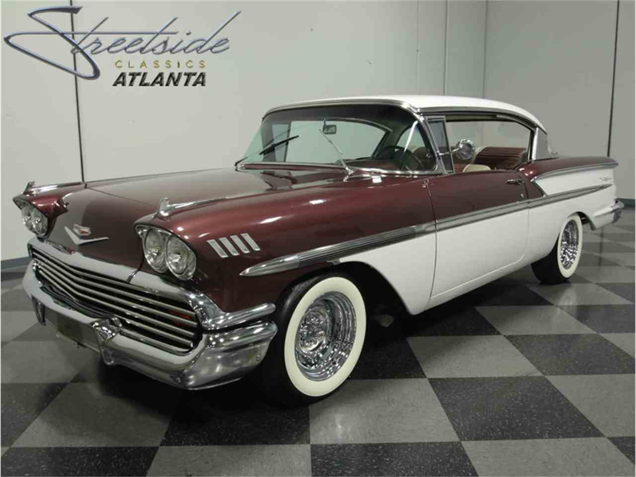 1958 Chevrolet Bel Air for Sale | ClicCars.com | CC-780473