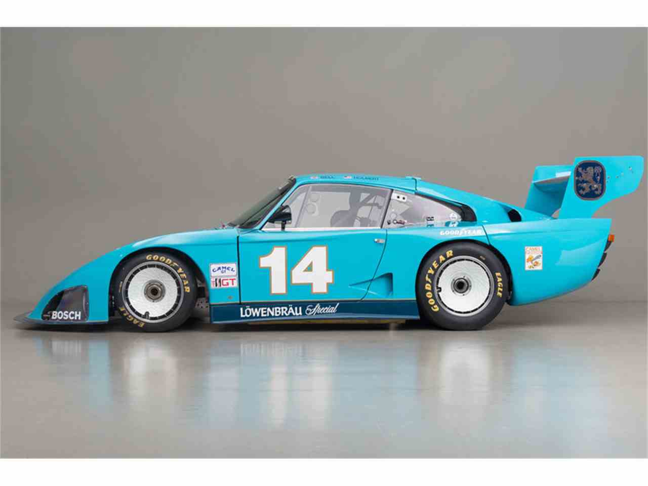 Large Picture of 1981 Porsche 935 K4 located in California Auction Vehicle Offered by Canepa - GQ9Y
