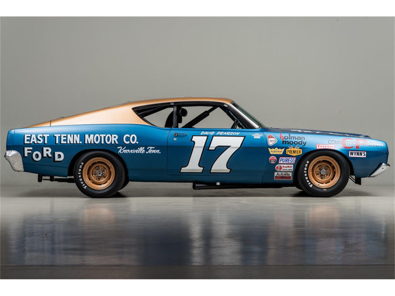 Large Picture of '68 Torino NASCAR - GQA4