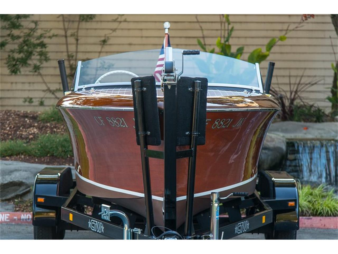 Large Picture of '41 Chris Craft Custom Runabout Auction Vehicle - GQA5