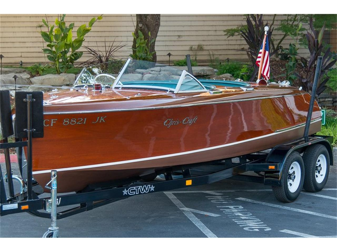 Large Picture of '41 Custom Runabout located in California Auction Vehicle Offered by Canepa - GQA5
