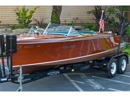 Picture of Classic '41 Chris Craft Custom Runabout Auction Vehicle Offered by Canepa - GQA5