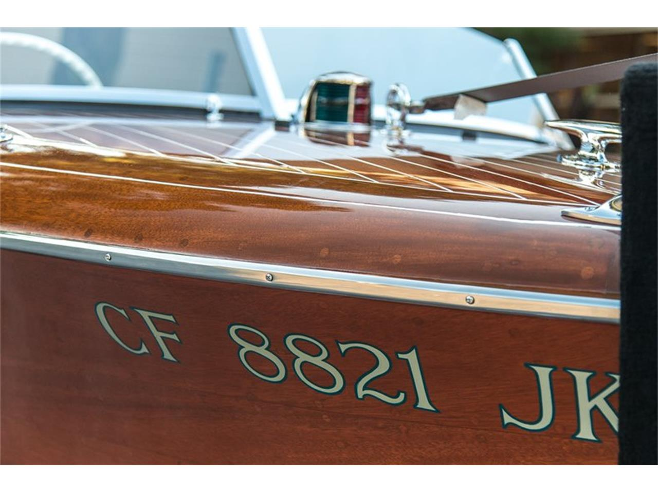 Large Picture of 1941 Chris Craft Custom Runabout - GQA5