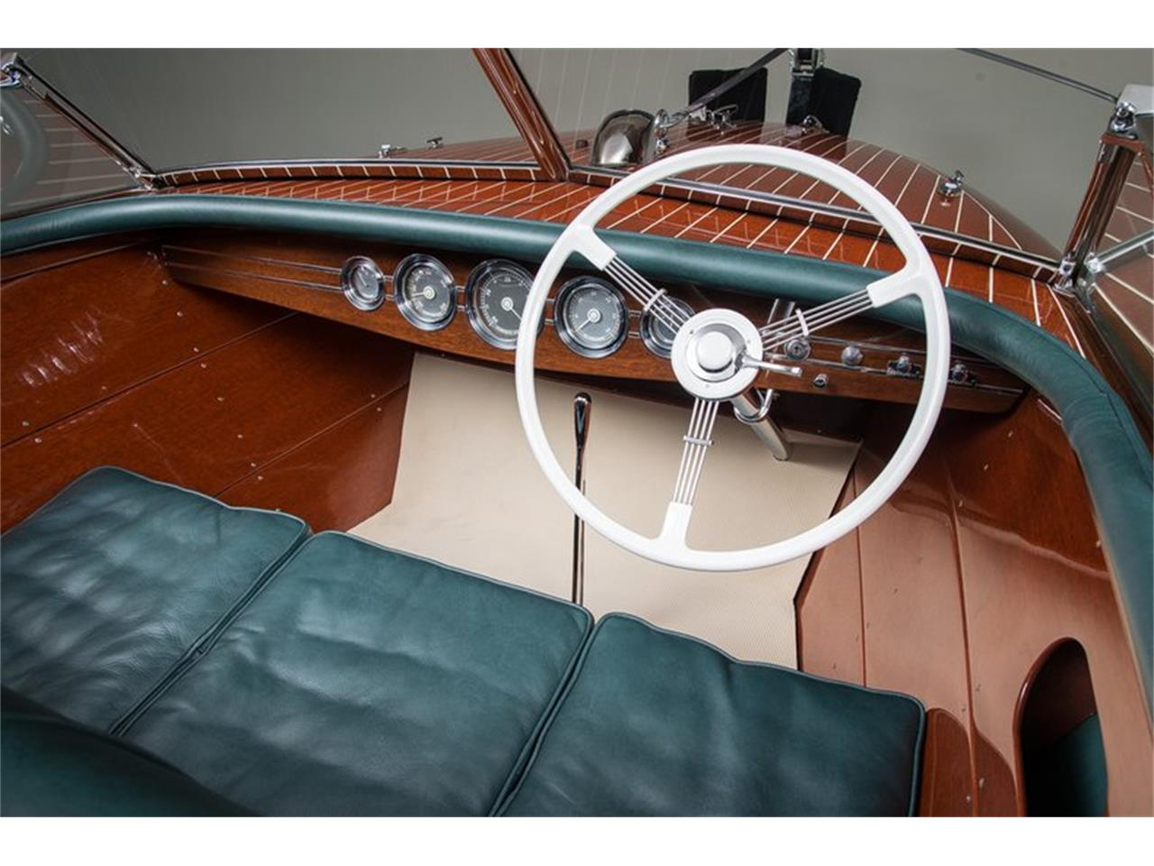 Large Picture of Classic 1941 Chris Craft Custom Runabout located in Scotts Valley California Auction Vehicle Offered by Canepa - GQA5