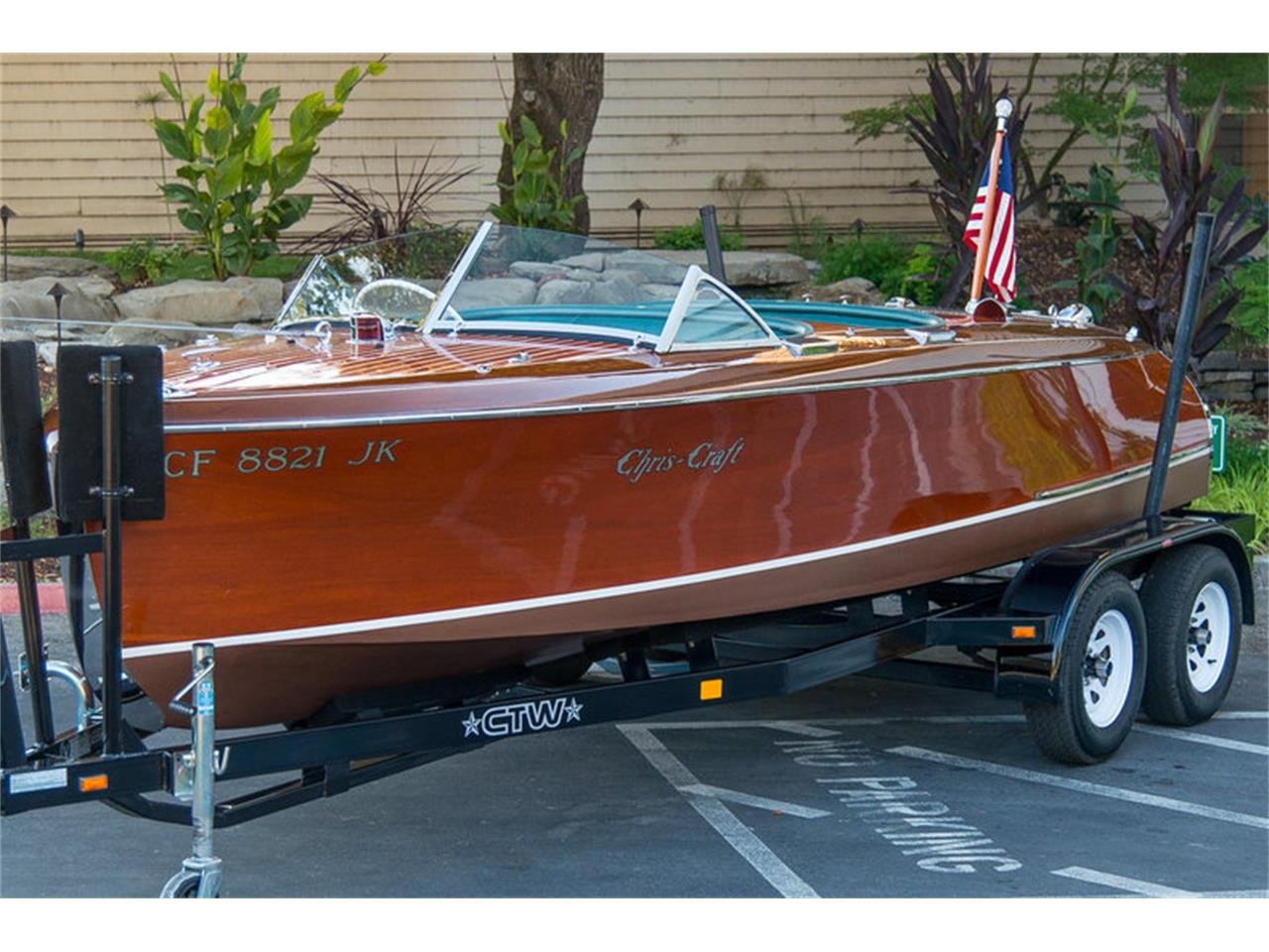 Large Picture of '41 Custom Runabout Offered by Canepa - GQA5