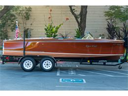 Picture of Classic 1941 Chris Craft Custom Runabout located in Scotts Valley California Auction Vehicle Offered by Canepa - GQA5