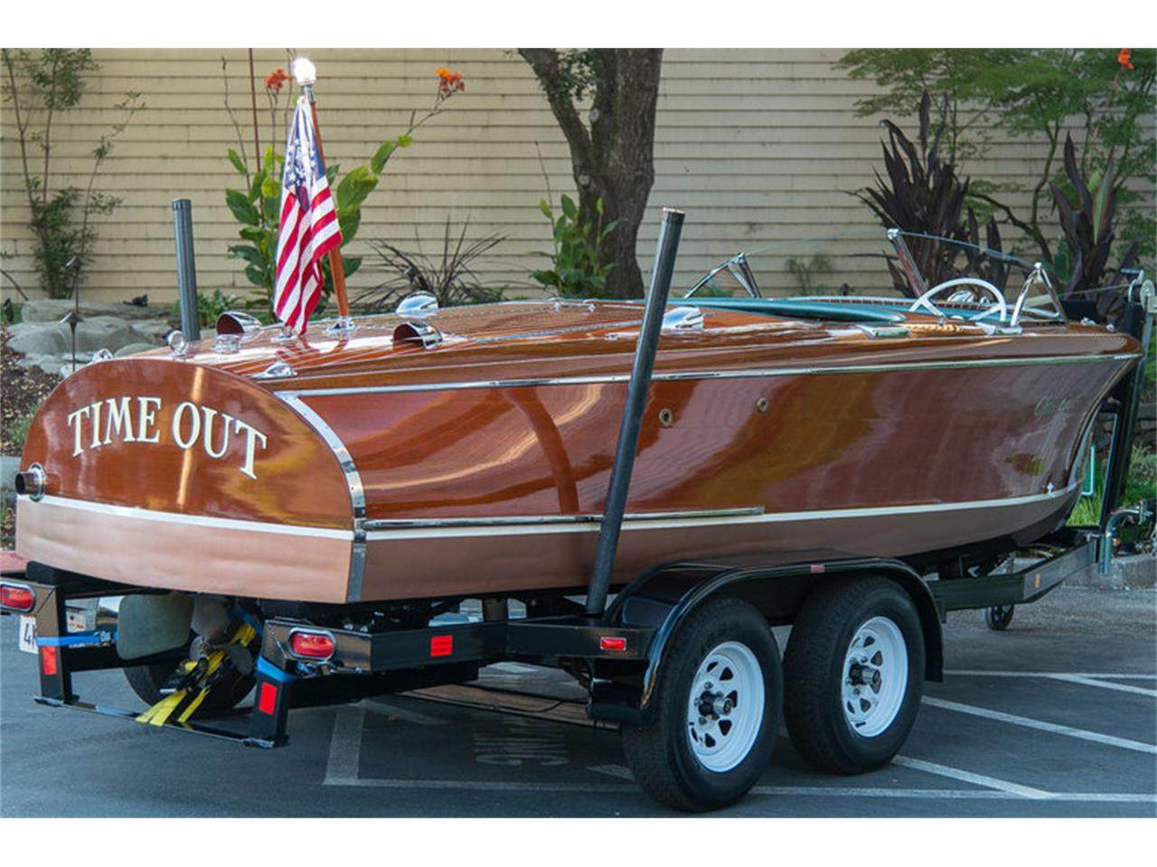 Large Picture of '41 Custom Runabout located in Scotts Valley California Auction Vehicle - GQA5