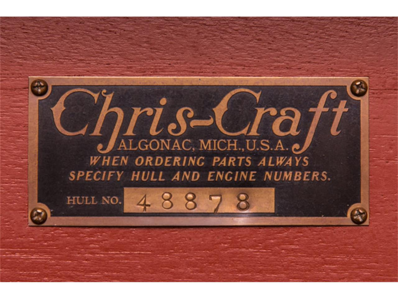 Large Picture of Classic '41 Chris Craft Custom Runabout located in Scotts Valley California - GQA5