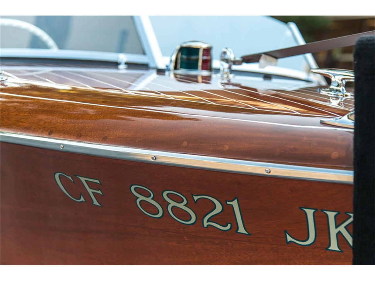 Large Picture of 1941 Chris Craft Custom Runabout Auction Vehicle - GQA5