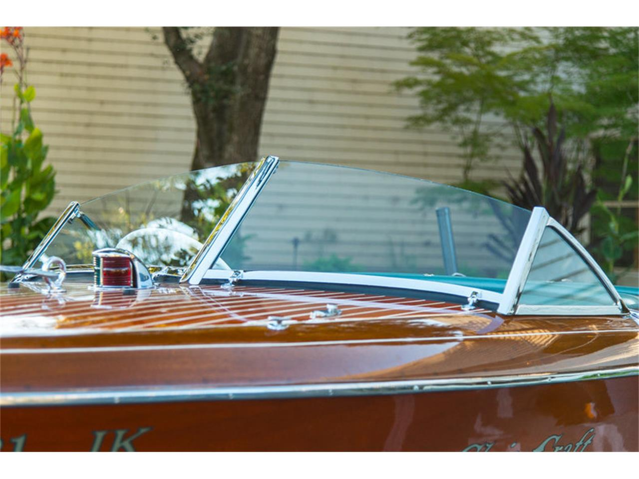 Large Picture of '41 Chris Craft Custom Runabout located in Scotts Valley California Auction Vehicle - GQA5