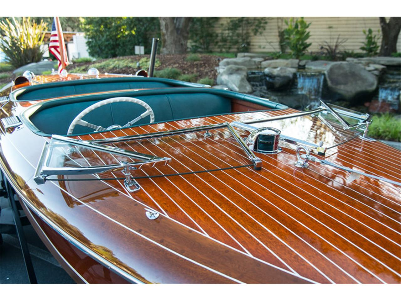Large Picture of Classic 1941 Chris Craft Custom Runabout Auction Vehicle Offered by Canepa - GQA5