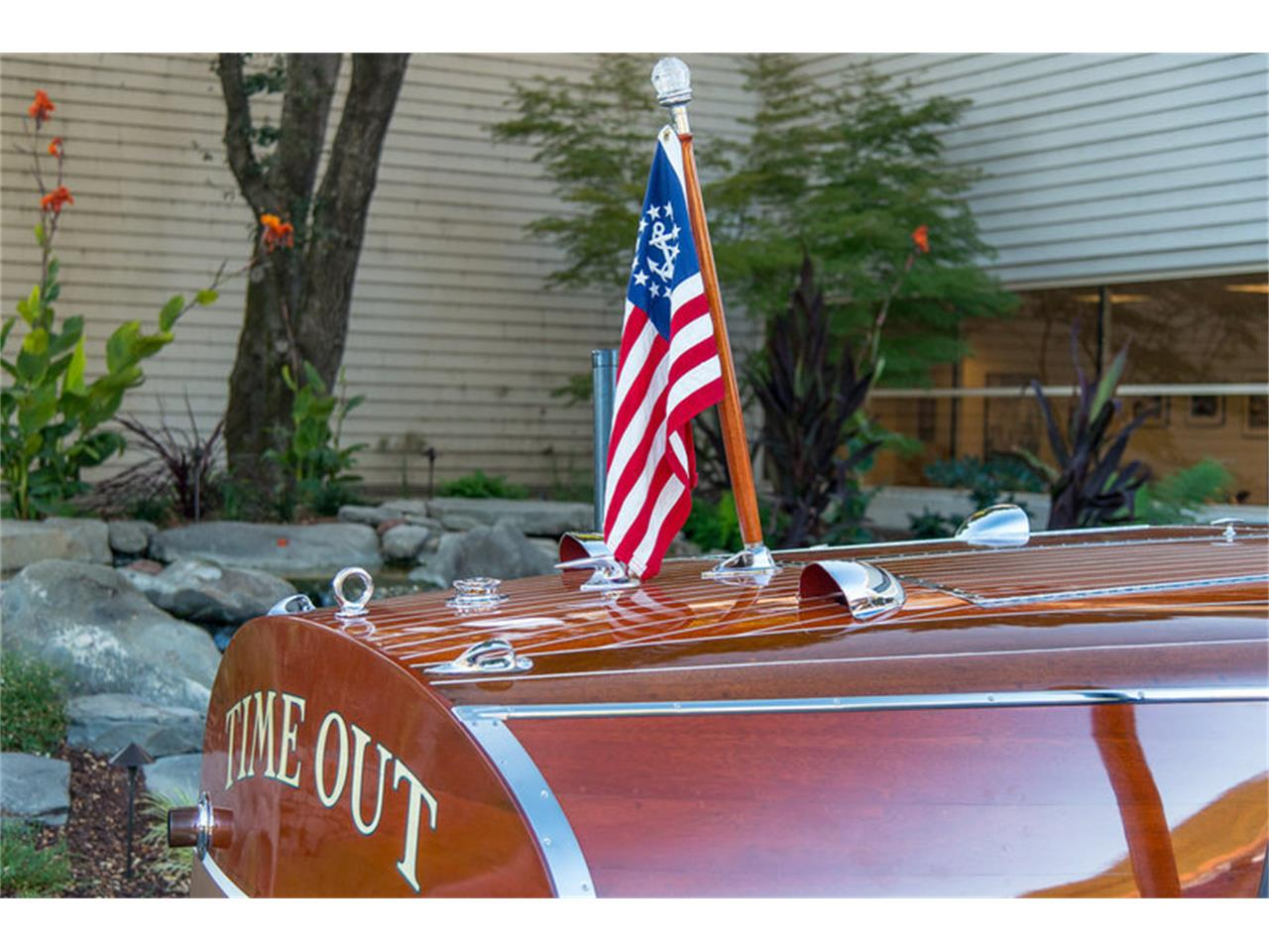 Large Picture of Classic 1941 Chris Craft Custom Runabout Auction Vehicle - GQA5