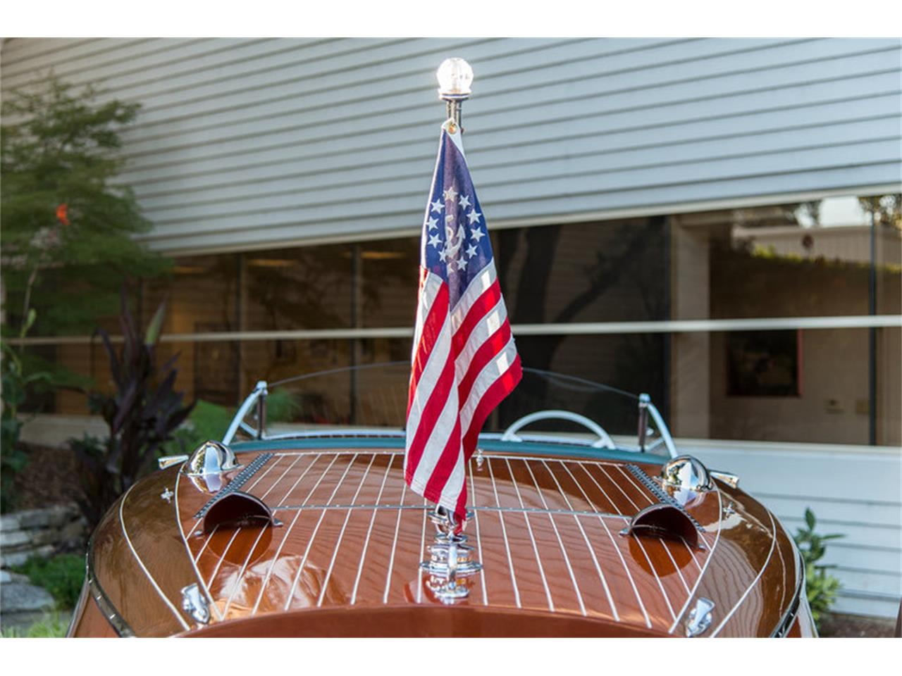 Large Picture of Classic 1941 Chris Craft Custom Runabout located in Scotts Valley California Auction Vehicle - GQA5