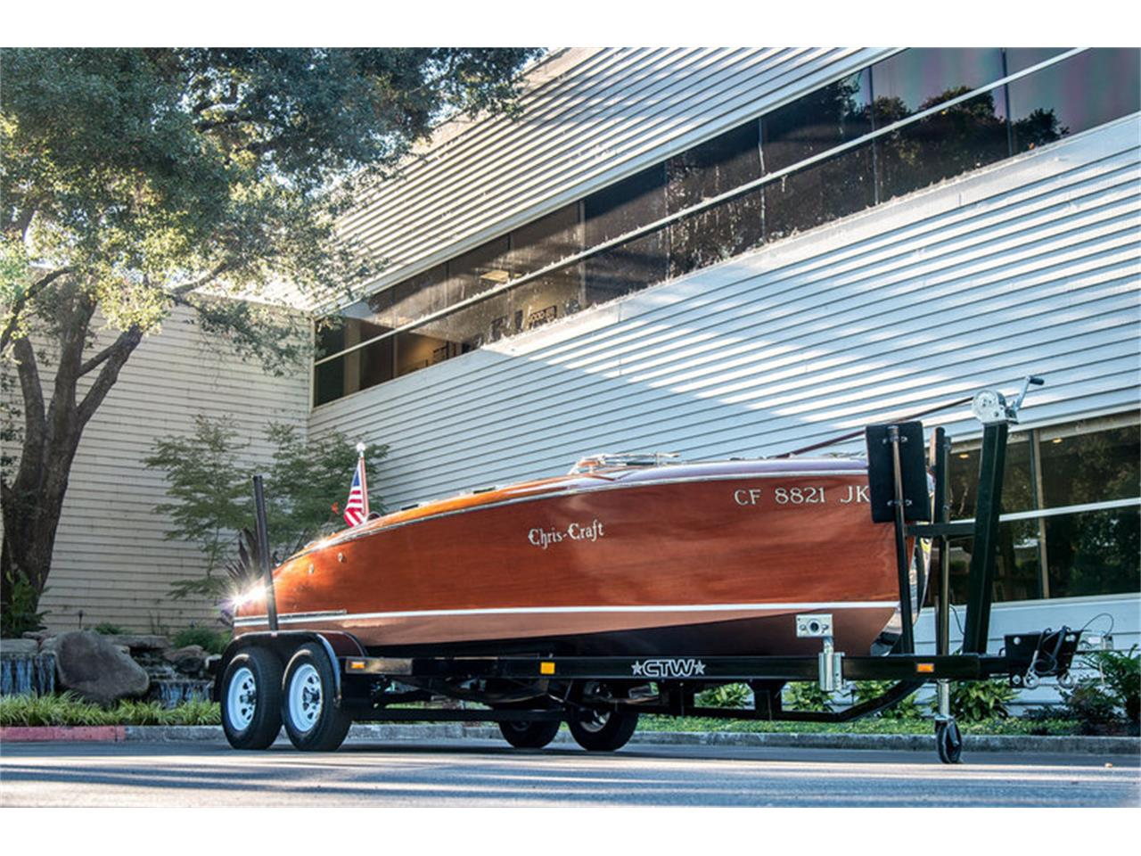 Large Picture of 1941 Chris Craft Custom Runabout located in California Offered by Canepa - GQA5