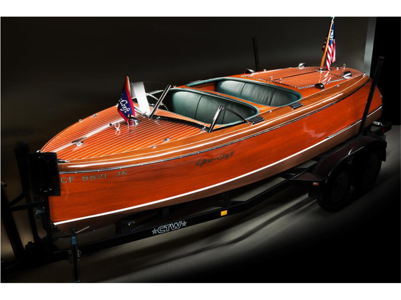 Large Picture of 1941 Custom Runabout Offered by Canepa - GQA5