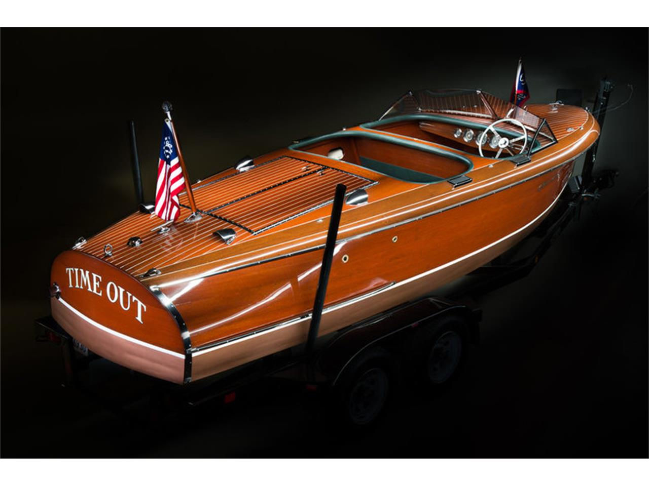 Large Picture of 1941 Chris Craft Custom Runabout located in Scotts Valley California Offered by Canepa - GQA5