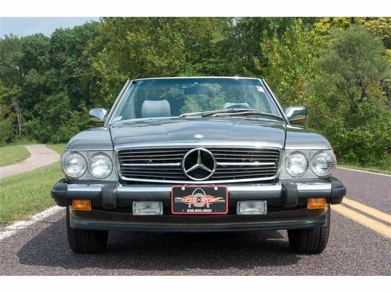 Large Picture of '89 560SL - GU6G