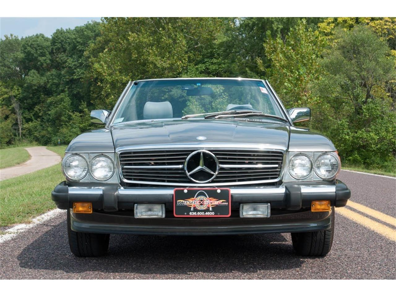 Large Picture of '89 560SL located in St. Louis Missouri - GU6G