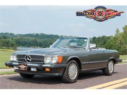 Picture of '89 Mercedes-Benz 560SL Auction Vehicle - GU6G