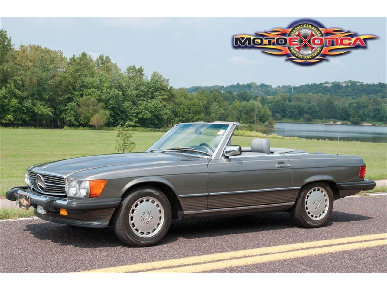 Large Picture of 1989 560SL located in Missouri Auction Vehicle - GU6G