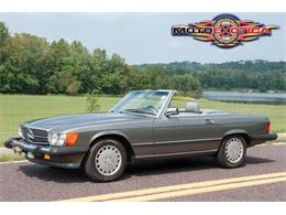 Picture of 1989 Mercedes-Benz 560SL located in Missouri Auction Vehicle - GU6G