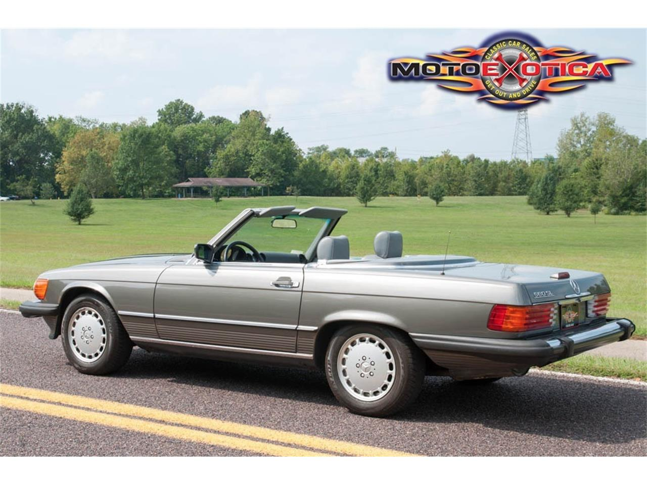 Large Picture of 1989 Mercedes-Benz 560SL - GU6G