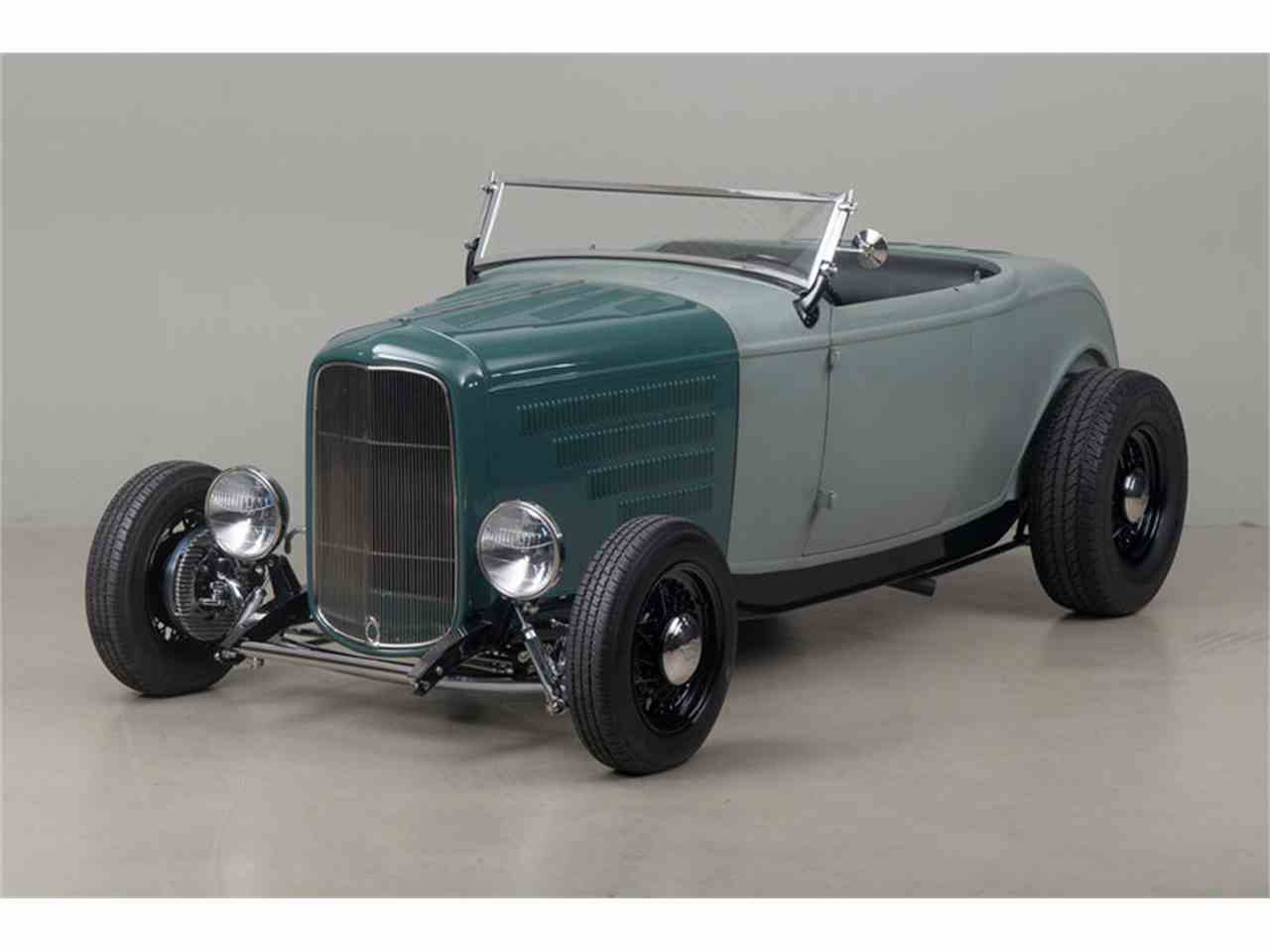 Old Fashioned 32 Ford Roadster Project For Sale Motif - Classic Cars ...