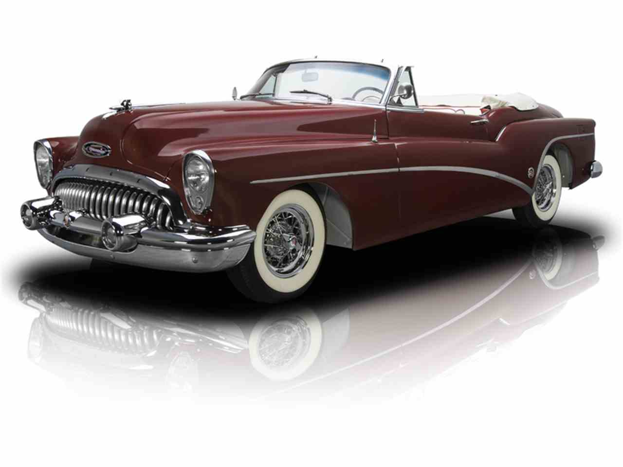 Large Picture of '53 Buick Skylark located in Charlotte North Carolina - $159,900.00 - GU8J