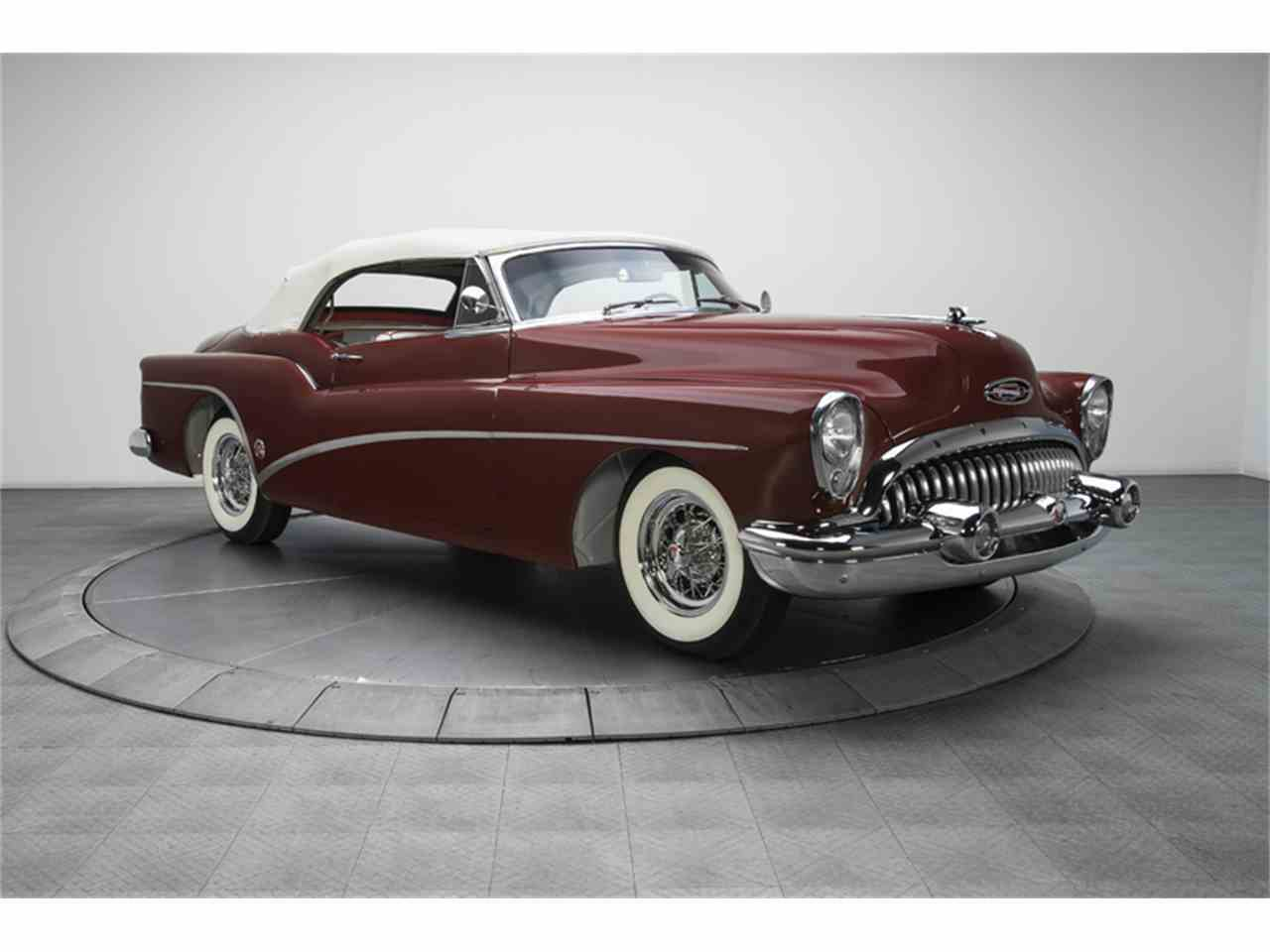 Large Picture of '53 Buick Skylark located in North Carolina Offered by RK Motors Charlotte - GU8J