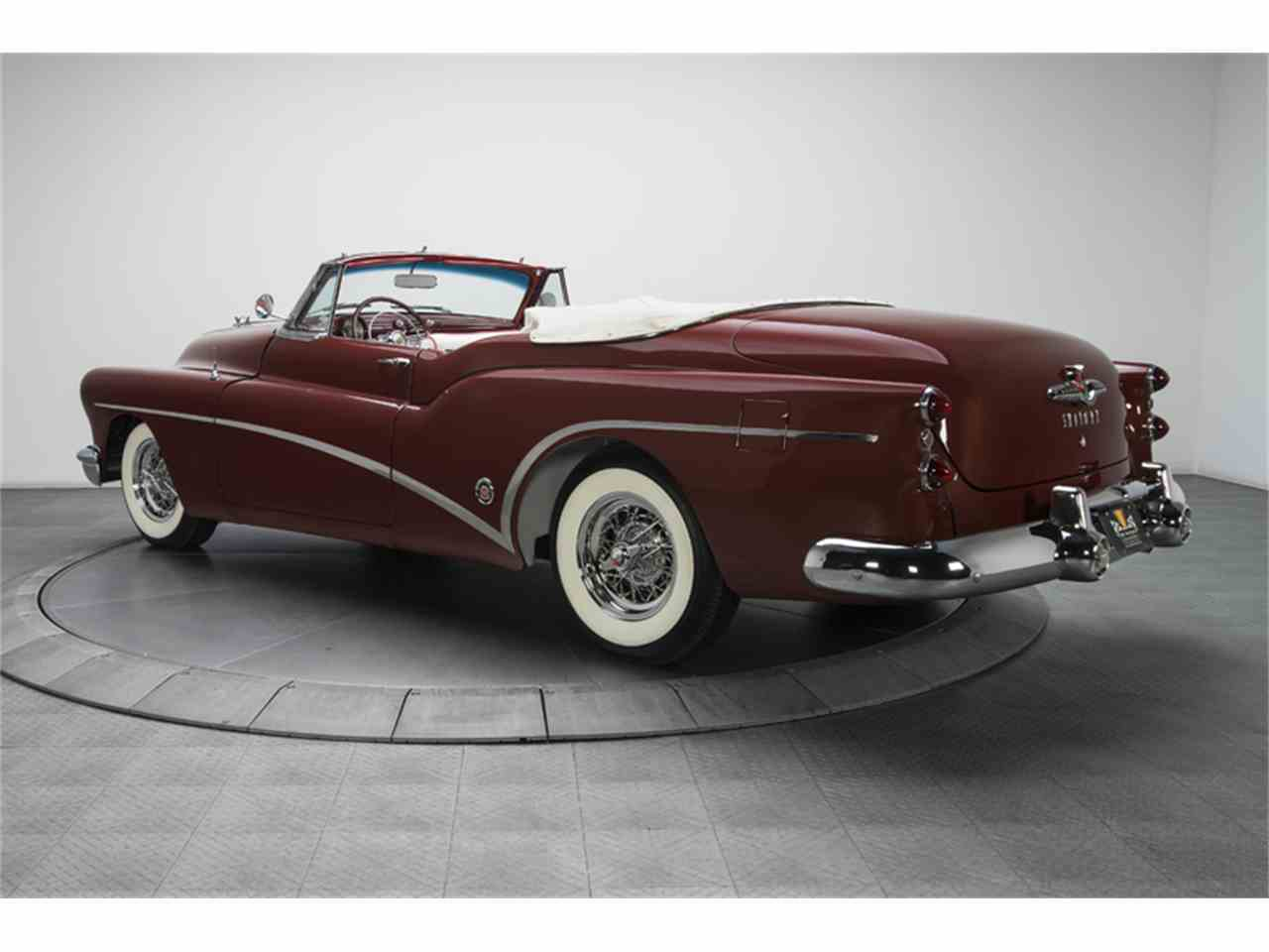 Large Picture of '53 Buick Skylark located in North Carolina - $159,900.00 Offered by RK Motors Charlotte - GU8J