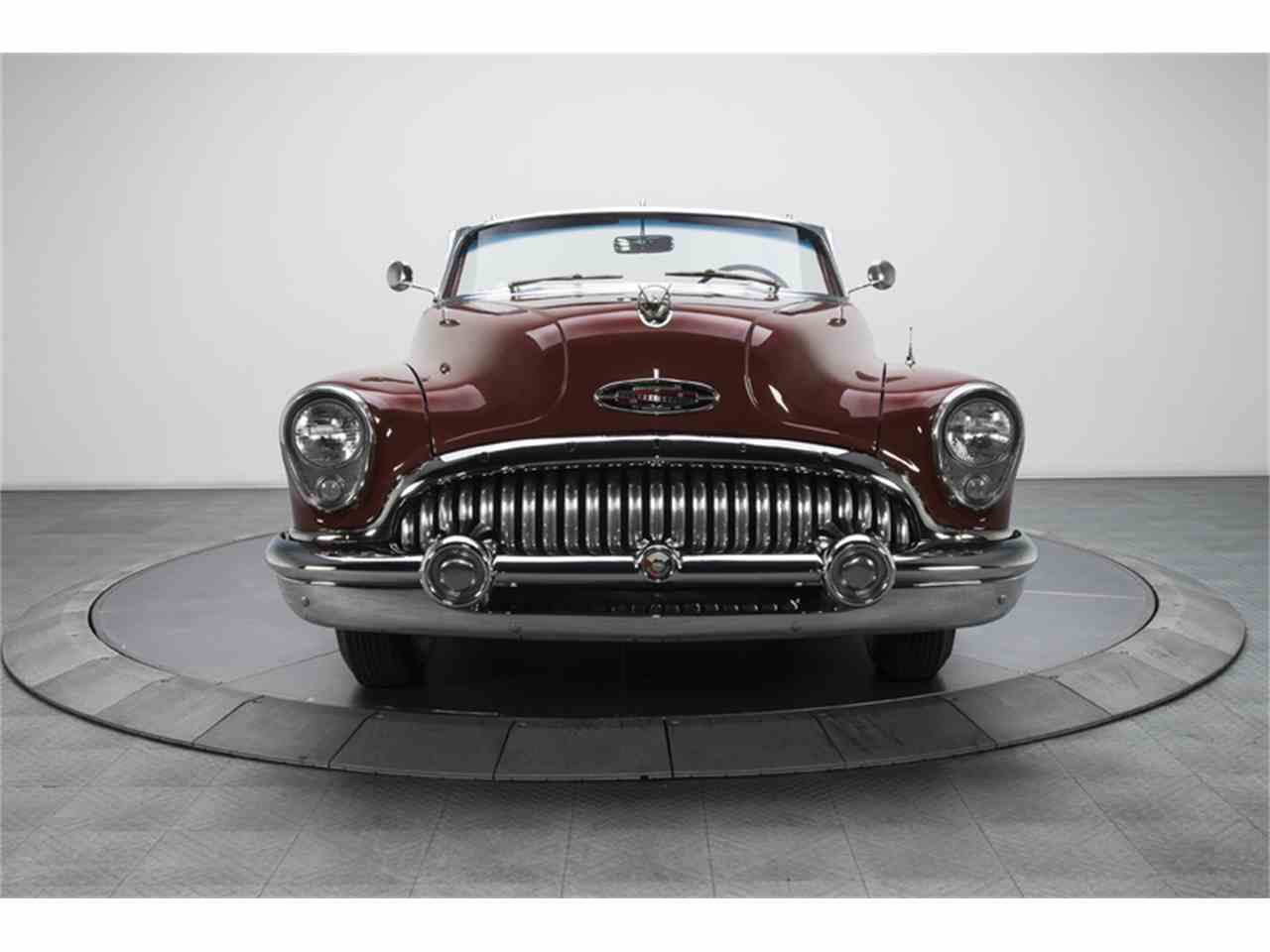Large Picture of Classic 1953 Buick Skylark located in North Carolina Offered by RK Motors Charlotte - GU8J