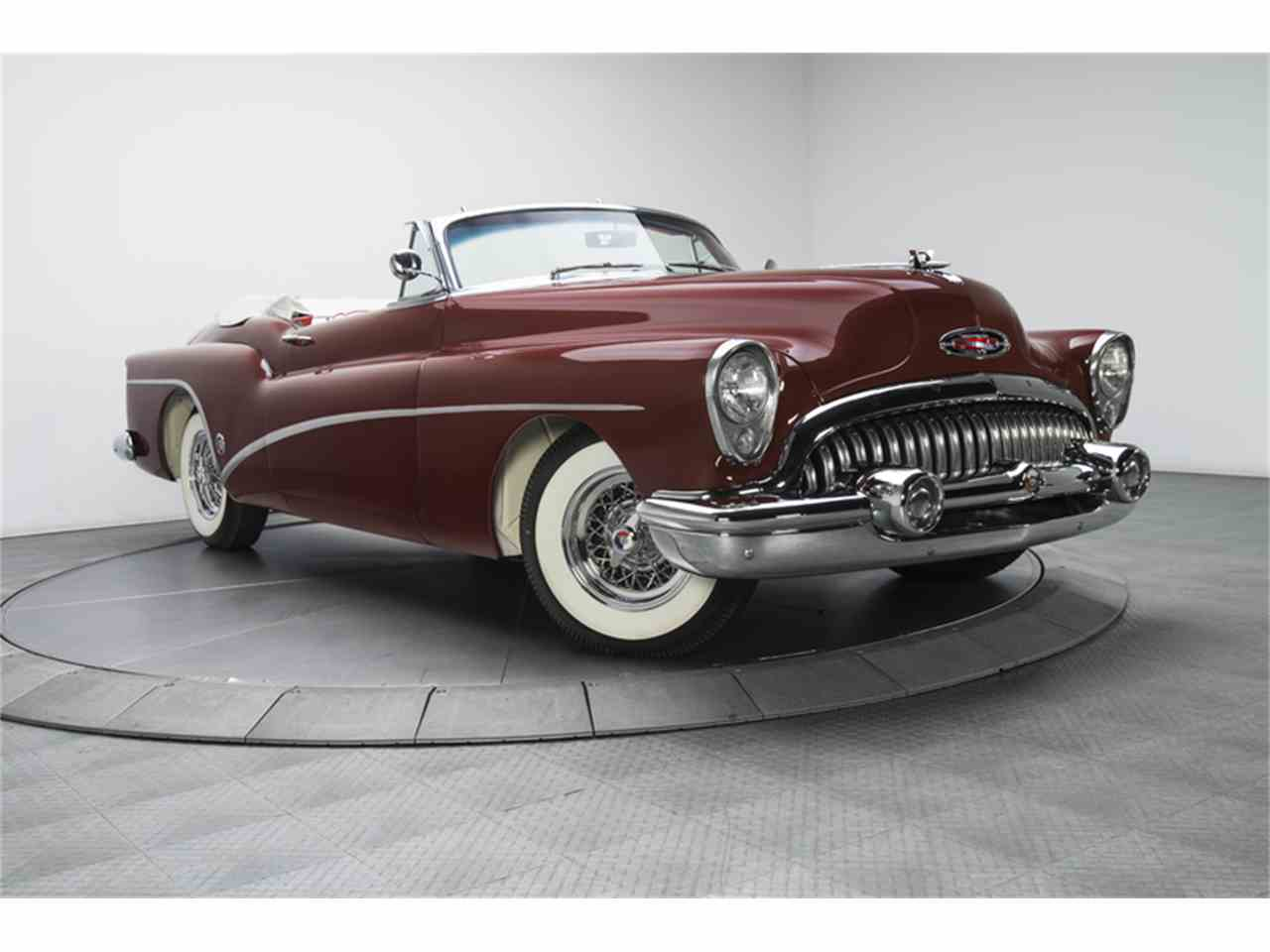 Large Picture of Classic 1953 Buick Skylark located in Charlotte North Carolina - GU8J
