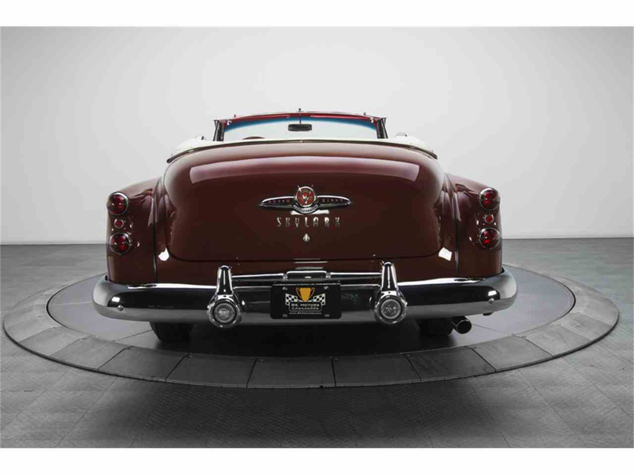 Large Picture of Classic '53 Skylark located in North Carolina Offered by RK Motors Charlotte - GU8J