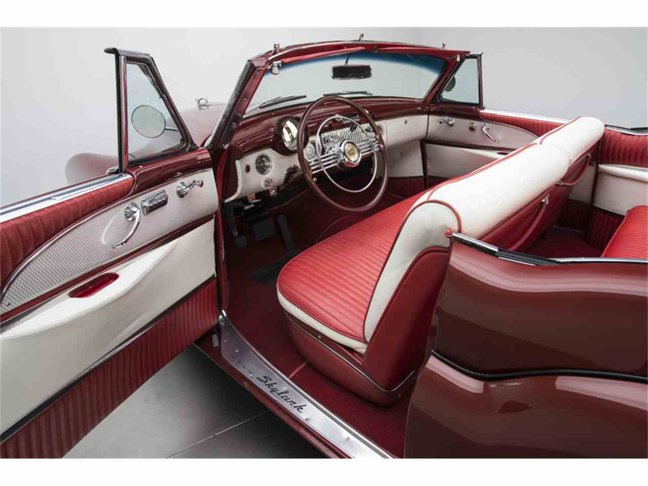 Large Picture of Classic '53 Buick Skylark located in North Carolina - $159,900.00 Offered by RK Motors Charlotte - GU8J