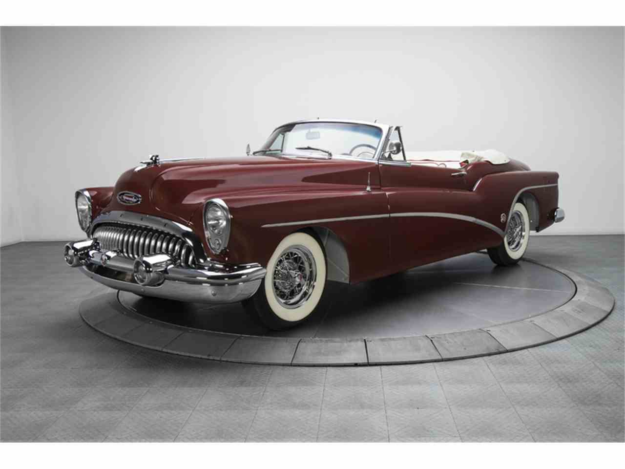Large Picture of Classic '53 Skylark - $159,900.00 Offered by RK Motors Charlotte - GU8J