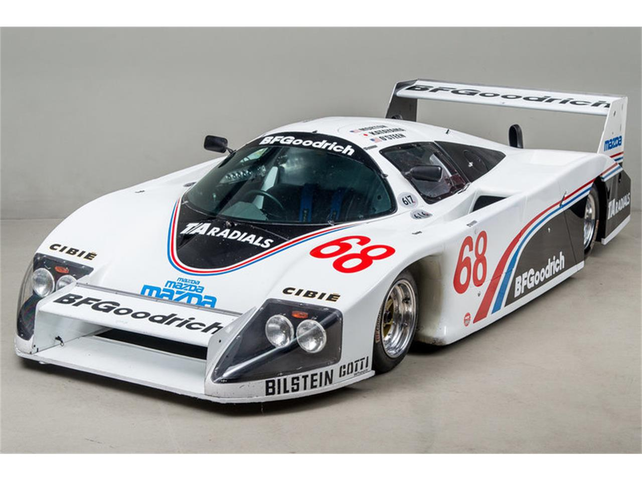 Large Picture of '84 T616 Prototype - GQAK