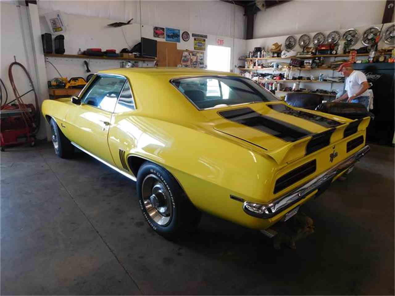 Large Picture of 1969 Camaro RS Z28 located in Fort Smith Arkansas Offered by Classic Car Pal - GUAS
