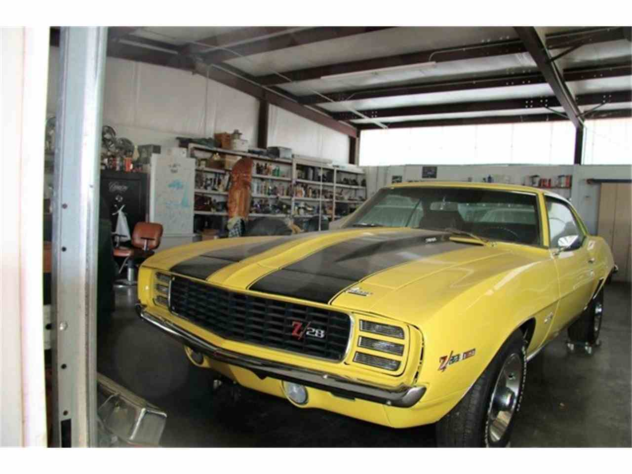 Large Picture of Classic '69 Camaro RS Z28 - $54,500.00 - GUAS