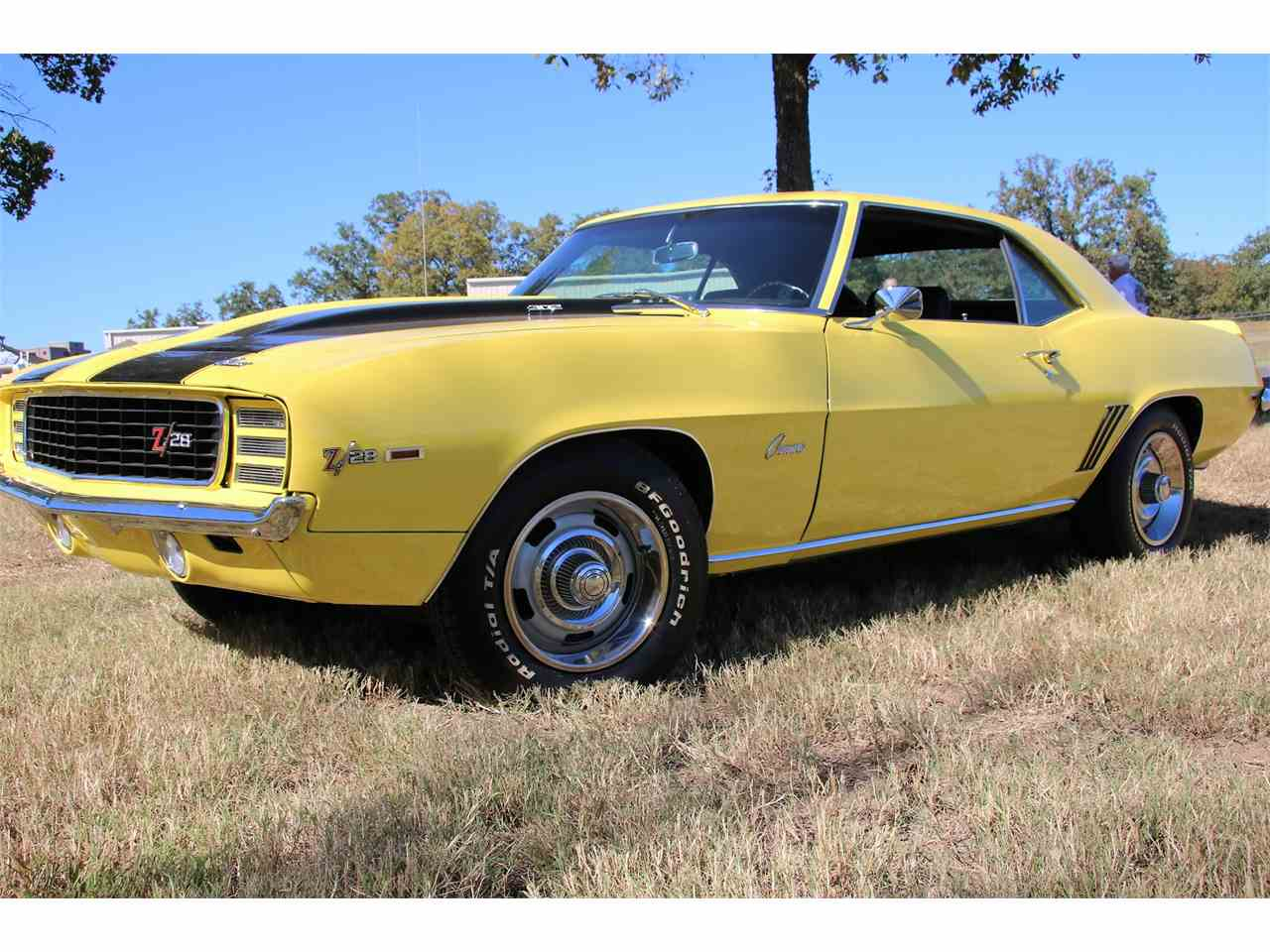 Large Picture of Classic '69 Camaro RS Z28 - $54,500.00 Offered by Classic Car Pal - GUAS