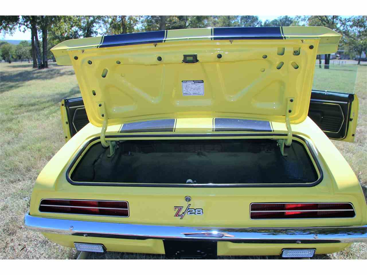 Large Picture of Classic '69 Chevrolet Camaro RS Z28 - $54,500.00 Offered by Classic Car Pal - GUAS