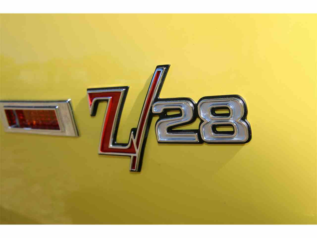 Large Picture of '69 Chevrolet Camaro RS Z28 - $54,500.00 - GUAS