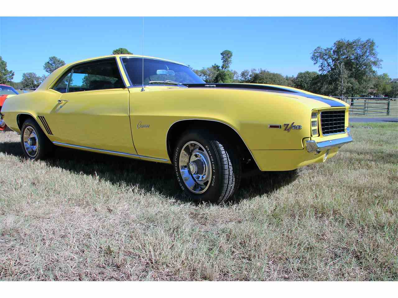 Large Picture of Classic '69 Chevrolet Camaro RS Z28 located in Fort Smith Arkansas - $54,500.00 - GUAS